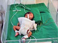 बच्चाें काे संक्रमण से बचाने के लिए सीएचसी, सदर अस्पतालों में पीडियाट्रिक आईसीयू बनाएं|रांची,Ranchi - Dainik Bhaskar