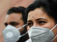 पाॅजिटिविटी रेट गिरा, अब 100 लाेगाें के पीछे 15-20 लोग मिल रहे संक्रमित कोरबा,Korba - Dainik Bhaskar