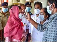 220 नए पॉजिटिव, मई के 15 दिन में 3000 के पार हुए संक्रमित मरीज|सागर,Sagar - Dainik Bhaskar