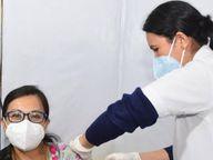 मुख्य सचिव अमिताभ जैन ने कहा- आज से सीजी टीका ऐप के माध्यम से होगा टीकाकरण|बिलासपुर,Bilaspur - Dainik Bhaskar