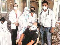 कोरोना कंट्रोल करने के लिए वार्ड स्तरीय कमेटी के चयन पर विवाद इंदौर,Indore - Dainik Bhaskar