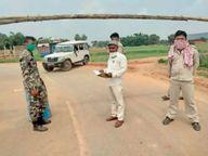 जिले से सटे ओडिशा- पश्चिम बंगाल बॉर्डर सहित शहर में 28 जगहों पर आज से जांच|जमशेदपुर,Jamshedpur - Dainik Bhaskar