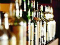 10 फीसदी वृद्धि पर शराब दुकानें लेने पर ठेकेदार तैयार नहीं|ग्वालियर,Gwalior - Dainik Bhaskar