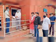 लॉकडाउन से छोटे व्यापारियों के सामने आर्थिक संकट, ऑनलाइन, होम डिलीवरी में दी जाए छूट|गंजबासौदा,Ganjbasoda - Dainik Bhaskar