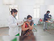 3 हजार युवा वैक्सीन से हुए सेफ, अब रोज 16 स्थानों पर 120 को लगेगा टीका|रायसेन,Raisen - Dainik Bhaskar