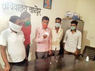 आखिरी डोज बचा तो 3 लोग एक साथ पहुंच गए, विवाद को टालने के लिए उछाली पर्ची, जीवन को लगा टीका|देपालपुर,Depalpur - Money Bhaskar