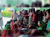 महुआ के शेरपुर मानिकपुर में पोखर में डूबने से बच्चे की मौत पटना,Patna - Money Bhaskar
