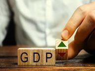 जून तिमाही में 12% घट सकती है GDP, लेकिन इस वित्त वर्ष में 9.5% रह सकती है ग्रोथ|इकोनॉमी,Economy - Money Bhaskar