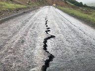 असम, मणिपुर और मेघालय में महसूस हुए भूकंप के झटके, रिएक्टर स्केल पर सबसे अधिक तीव्रता 4.1 दर्ज देश,National - Dainik Bhaskar