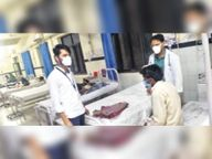 जिला अस्पताल में बच्चों के आईसीयू और वार्ड हो रहे तैयार|बारां,Baran - Money Bhaskar
