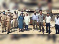 पूर्व एसीएफ-6 वनकर्मी दोषी; दाेषी 6 वनकर्मियों को चार्जशीट थमाई,अवैध खनन की सीमा को सील किया|बूंदी,Bundi - Money Bhaskar