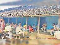 मुड़पार-कमकापार के जंगल क्षेत्र में घूमता दिखा हाथियाें का दल|डौंडीलोहारा,Doundilohara - Money Bhaskar