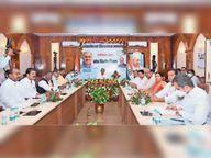 भरतपुर-सोनहत को मिली 42 करोड़ रुपए की सौगात, पुल-पुलिया व सड़क का होगा निर्माण अंबिकापुर,Ambikapur - Money Bhaskar