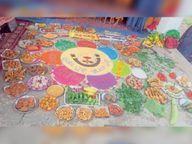 आंगनबाड़ी केंद्रों में दें पौष्टिक आहार: मंजू जांजगीर,Janjgeer - Money Bhaskar