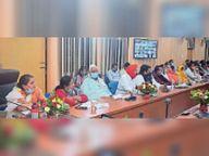 मुख्यमंत्री ने जिले को 144 करोड़ 95 लाख के विकास कार्यों की दी सौगात|राजनांदगांव,Rajnandgaon - Money Bhaskar