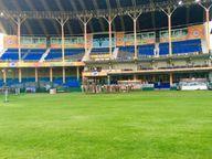 भारत-न्यूजीलैंड के बीच होगा क्रिकेट का मुकाबला, बीसीसीआई की 9वीं अपेक्स काउंसिल की मीटिंग में ग्रीन पार्क स्टेडियम को चुना गया, 25 नवंबर को होगा मुकाबला|कानपुर,Kanpur - Money Bhaskar