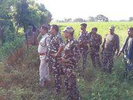 धरहरा इलाके में 50 राउंड चली गोलियां, कोई हताहत नहीं; घने जंगल में भागने में सफल रहे नक्सली बिहार,Bihar - Money Bhaskar
