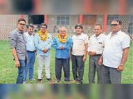 नंदकिशोर बने मीणा समाज ट्रस्ट के कार्यकारी अध्यक्ष|टोंक,Tonk - Money Bhaskar