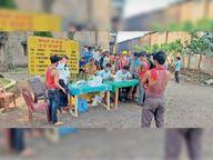 404 सेंटरों में 58 हजार ने ली दूसरी डोज, 53% लोग बाकी रायगढ़,Raigarh - Money Bhaskar