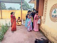 एक दिन में रिकार्ड 25 हजार काे टीके लगाए कोरबा,Korba - Money Bhaskar