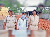 पुलिस पर हमला और वाहन क्षतिग्रस्त करने के मामले में आराेपी गिरफ्तार|मधुबनी,Madhubani - Money Bhaskar