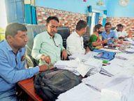 बसंतपुर में प्रत्याशियों के लिए बना हेल्पडेस्क, कागजातों की होगी जांच बसंतपुर,Basantpur - Money Bhaskar