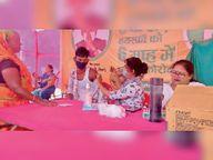 महाअभियान में 30 हजार लोगों ने लिया कोरोना का टीका बांका,Banka - Money Bhaskar