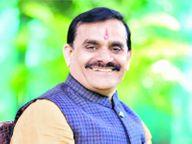 VD शर्मा बोले - कमलनाथ जी मुंगेरीलाल हो गए, मुख्यमंत्री तो बने लेकिन पर्दे के पीछे मिस्टर बंटाढ़ार ने चलाई सरकार|खंडवा,Khandwa - Money Bhaskar