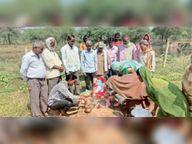 एसटीएफ जवान शहीद जगत राम की बहादुरी को किया गया याद राजनांदगांव,Rajnandgaon - Money Bhaskar