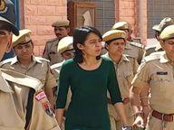 डीडवाना जेल प्रशासन ने सुरक्षा कारणों का हवाला देते हुए मना किया; ऐसे में अजमेर भेजा गया अजमेर,Ajmer - Money Bhaskar
