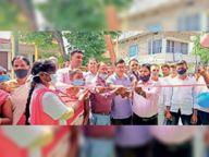 टनकुप्पा में टीकाकरण को बढ़ावा देने के लिए लगा विशेष कैंप गया,Gaya - Money Bhaskar