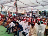 53% ने कहा- लोगों की आमसभा में रुचि नहीं, 31% ने माना- कांग्रेस चुनावी मैनेजमेंट में फेल|खंडवा,Khandwa - Money Bhaskar