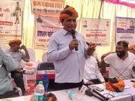 भाजपा विधायक ने कहा- गहलोत की सरकार बचाने में मेरा भी योगदान; 6 जिलों में पेट्रोल पंप डीलर्स की अनिश्चितकालीन हड़ताल|जयपुर,Jaipur - Money Bhaskar