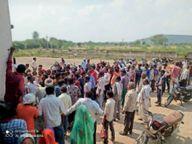 डीएपी खाद लेने टूट पड़े किसान, इधर 900 टन यूरिया का रैक भी दमोह पहुंचा, अगले सीजन में नहीं होगी किल्लत दमोह,Damoh - Money Bhaskar