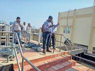 क्यूसीआई टीम ने डाबड़ा में हुडा व सातराेड में निगम का एसटीपी किया चेक, 80 लाेगाें से लिया फीडबैक हिसार,Hisar - Money Bhaskar