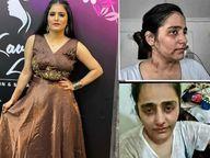 'कृष्णदासी' फेम प्रीतीचा नव-यावर आरोप - मशिदीत लग्न केले पण नाव बदलले नाही, आता पती मारहाण करतो टीव्ही,TV - Divya Marathi