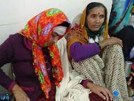 आग लागल्यानंतरही उशीरा पोहोचलेल्या नर्सने सांगितले- न्यूबॉर्न युनिटमध्ये सर्वत्र धूर पसरला होता एकही कर्मचारी नव्हता नागपूर,Nagpur - Divya Marathi