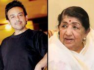 लता मंगेशकरांवर टीका करणा-या नेटक-यावर भडकले अदनान सामी, म्हणाले - 'गाढवाला गुळाची चव काय!'|बॉलिवूड,Bollywood - Divya Marathi