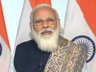 PM म्हणाले - 'शेकडो सोबती घरी परतले नाहीत, हेल्थवर्कर्सला लस देऊन परतफेड करत आहोत'|देश,National - Divya Marathi