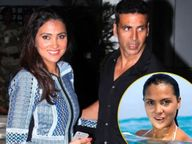 'अंदाज' चित्रपटाच्या शूटिंगदरम्यान समुद्रात बुडण्यापासून थोडक्यात बचावली होती लारा दत्ता, को-स्टार अक्षय कुमारने वाचवला होता जीव बॉलिवूड,Bollywood - Divya Marathi
