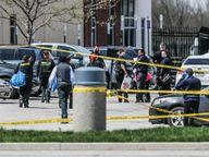 इंडियानापोलिसमध्ये 8 लोकांचा मृत्यू, यामधील 4 शीख होते; ज्या वेअरहाउसमध्ये फायरिंग झाली तेथील 90% कर्मचारी इंडियन-अमेरिकन|विदेश,International - Divya Marathi