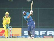 मुंबईने IPL मध्ये सर्वात मोठे टार्गेट चेस केले, चेन्नईला मागील 9 सामन्यात 7 वेळेस पराभूत केले|स्पोर्ट्स,Sports - Divya Marathi