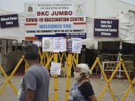 18+ नागरिकांचे प्रतिकात्मक लसीकरण आजपासून, मुंबईत आज केवळ 5 सेंटर्सवर 1 हजार लोकांचे होणार लसीकरण|मुंबई,Mumbai - Divya Marathi