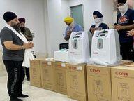 वैयक्तिक वापरासाठीच्या ऑक्सिजन कंसंट्रेटरची आयात होणार स्वस्त, सरकारने IGST चे दर कमी करुन12%केले|बिझनेस,Business - Divya Marathi
