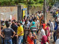 सलग दुसऱ्या दिवशी नवीन केसपेक्षा जास्त रुग्ण बरे झाले, राज्याची केंद्राकडे 200 मेट्रिक टन अतिरिक्त ऑक्सिजनची मागणी|मुंबई,Mumbai - Divya Marathi
