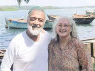 'ओ सनम' फेम गायक लकी अलीचे कोरोनामुळे निधन झाल्याचे चुकीचे वृत्त व्हायरल, जवळची मैत्रीण नफीसा म्हणाल्या - 'तो अगदी बरा आहे आणि कुटुंबासह फार्महाऊसवर आहे' बॉलिवूड,Bollywood - Divya Marathi