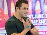 सलमान खानवर नाराज आहेत चित्रपटगृहांचे मालक; भाईजानने मागितली माफी, म्हणाला - 'मला माफ करा'|बॉलिवूड,Bollywood - Divya Marathi