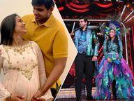 'નચ બલિયે 9'માં દેખાયેલી ભારતીય રેસલર બબીતા ફોગટ પ્રથમવાર માતા બનશે, બેબી બંપ સાથે ફોટો શેર કર્યો|ટીવી,TV - Gujarati News