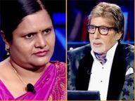 છત્તીસગઢની અનુપા દાસે એક કરોડ રૂપિયા જીત્યા, ત્રણ અઠવાડિયાંમાં ત્રણ મહિલાઓ કરોડપતિ બની|ટીવી,TV - Gujarati News