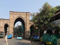 સાવધાન રહો... દરવાજાની બંને તરફ કોરોના છે|અમદાવાદ,Ahmedabad - Gujarati News